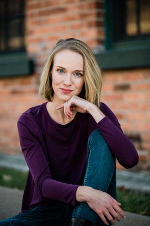 Tatiana Author Photo